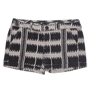 American Eagle Grey Black shorts E275